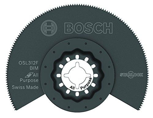 Bosch OSL312F Starlock Oscillating Multi Tool Bi-Metal Flush Cut Blade 3-12