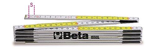 Beta 1690L2 Folding Ruler Birch 2MT