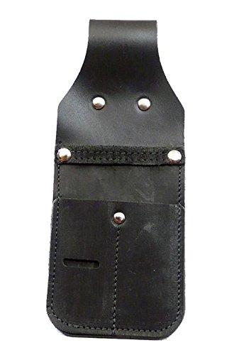 Buckaroo Leather Stanley Knife Pouch Black
