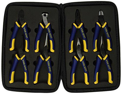IRWIN VISE-GRIP Mini ProPliers Set with Case 8-Piece 2078714