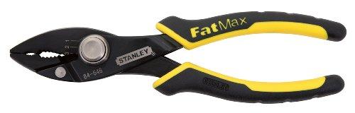 Stanley 84-646 FatMax Push Lock Slip Joint Pliers 8-Inch
