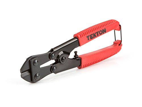 TEKTON 3386 8-Inch Heavy-Duty Mini Bolt and Wire Cutter