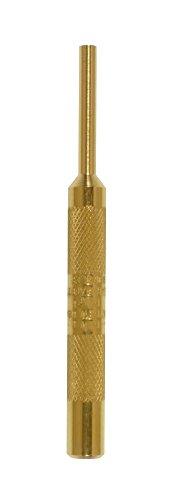 Mayhew Tools 25715 Brass Punch Pin 4mm x 1-18 x 4