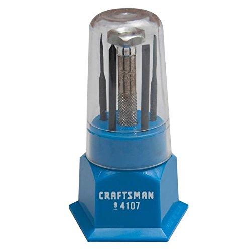 Craftsman 9-4107 Precision Micro Screwdriver Set 5 Piece