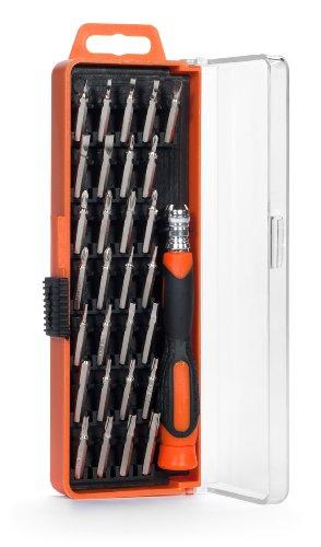 Trenro 9938 30 in 1 Micro Precision Screwdriver Bit Set