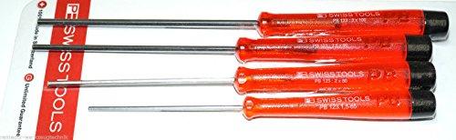 PB Precison Hex Key Screwdriver Set 15-3mm