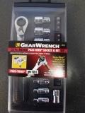 Gear Wrench 23-piece 14 Drive Metric Socket Set 8923