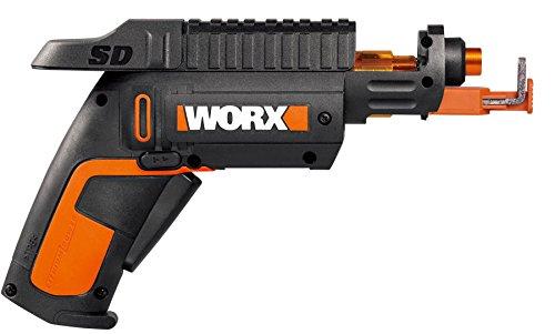 WORX WX255L SD Semi-Automatic Power Screw Driver with Screw Holder Renewed