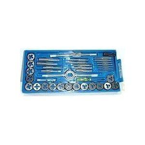 40pc Tap Die Set Metric MM Tool Tools