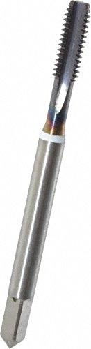 GUHRING 9039370041660 Straight Flute Tap Mod Bottom Cobalt FIREX Coating 3 Flute 8-32 Size