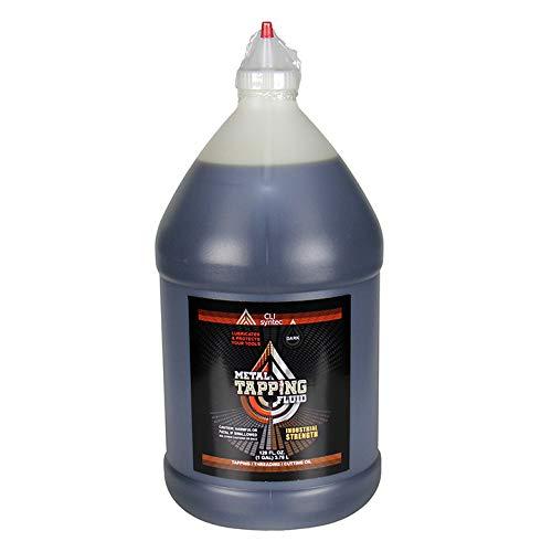 Premium Metal Tapping Fluid - 128 FL OZ 1 Gallon Threading and Cutting Oil