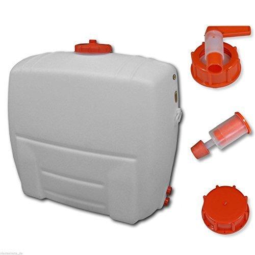 Barrel for fermentation SPEIDEL - Fermenter 500 L oval  1 airlock  1 tap  1 cap 22152137139140 by Speidel