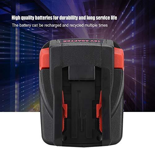 Wolfgo Battery Converter Adapter-Battery Adapter Converter for Milwaukee m18 Li-ion Battery to for Milwaukee V18 18V Battery