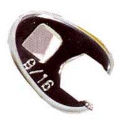 KTI KTI27316 Crowfoot Flare Nut Wrench 16mm
