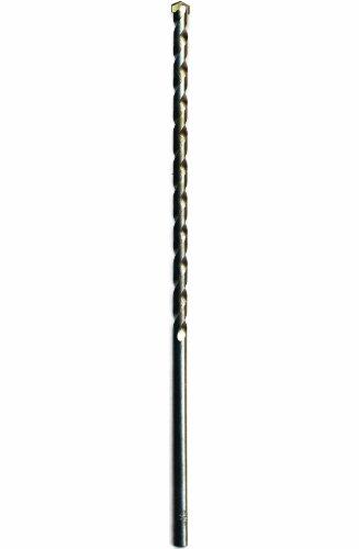 Task Tools T14038 12-Inch RotaryHammer Masonry Drill Bit 38-Inch
