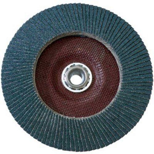 - Norton 80-Grit Flap Disc - 7in