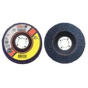 Flap Discs Z3 -100 Zirconia XL - 4x58 t27 z3 xl 80 grit flap disc