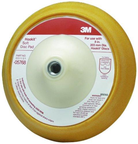 3M 05768 Hookit 8 Soft Disc Pad