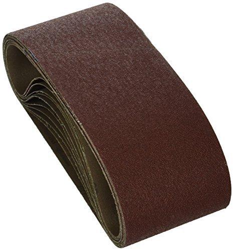 Bosch SB6R061 4 x 24 Sanding Belt Red 60 Grit  by Bosch