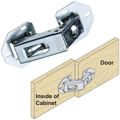 Platte River 937058 Hardware Hinges Concealed Offset Opening Concealed Hinge