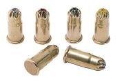 Hilti Powder Actuated Fastener Cartridge - 22 5616 - Single - Yellow - Medium - Pack of 100 - 50398