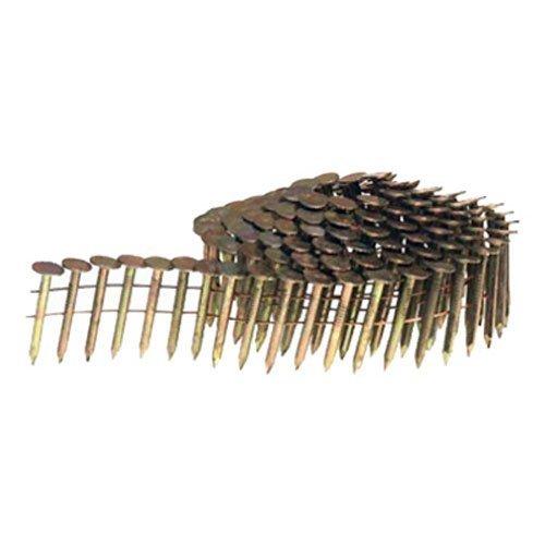 Senco M003103 120 Gauge by 1-inch Length Electro Galvanized Nail 7200 per box