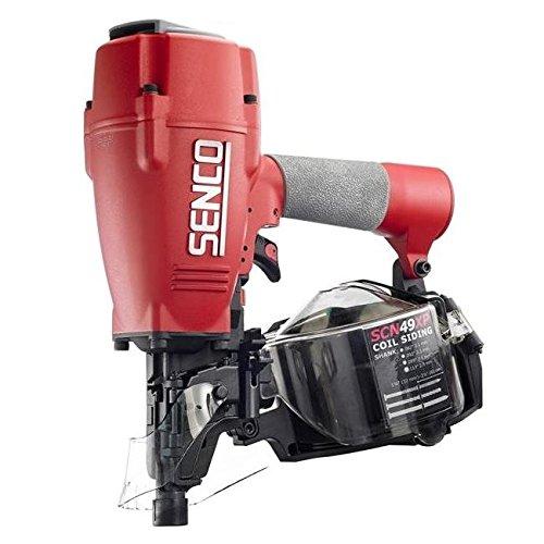 Senco SCN49XP Coil Siding Nailer 1-14 to 2-12 5J0001N