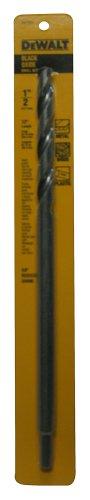 DEWALT DW1614 12 x 12 Black Oxide Drill Bit