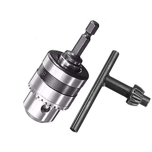 Eyech 14 Hex Shank 06-6mm Chuck Drill Adapter Bits for Impact Driver Conversion