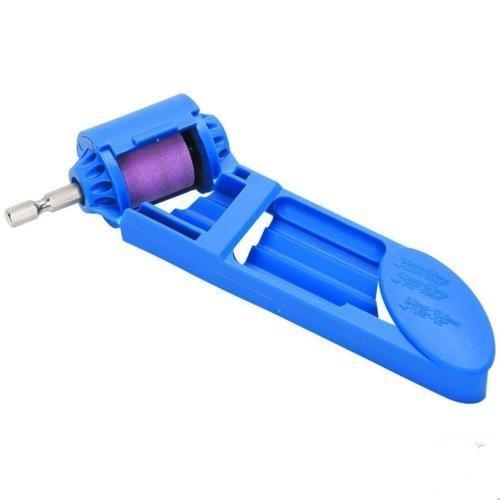 NEW Drill Bit Sharpener 564 to 12 Bits Titanium Portable Drill Powered Tool