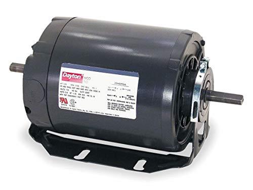 Dayton 12 HP Power Tool MotorSplit-Phase3450 Nameplate RPM115 VoltageFrame 48