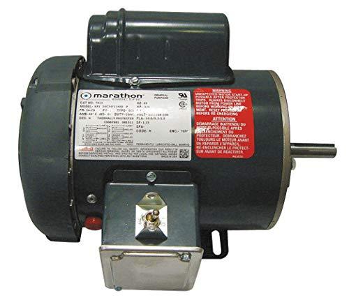 Marathon Electric  Regal Beloit - 056C17F5350 - 34 HP Power Tool Motor Capacitor-Start 1725 Nameplate RPM 115208-230 Voltage Frame 56