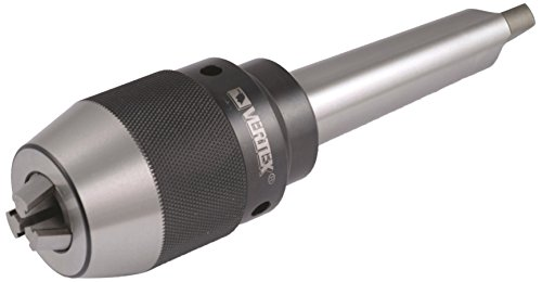HHIP 3701-2500 0-12 Inch MT3 Integrated Keyless Drill Chuck