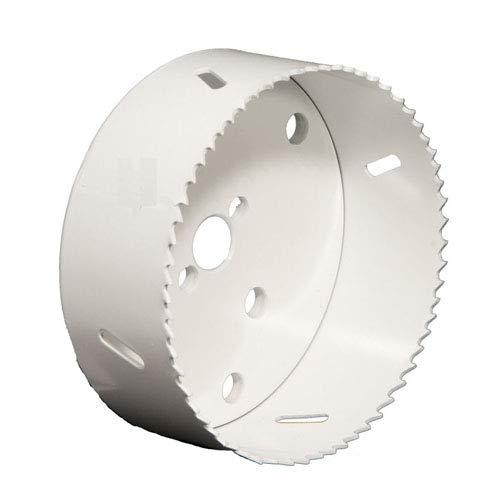 4-Inch Hole Saw Blade for Drilling Cutting Wood Plastic BI-Metal Heavy Duty Steel
