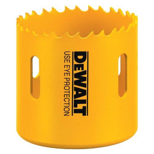 DEWALT D180040 2-12-Inch Standard Bi-Metal Hole Saw