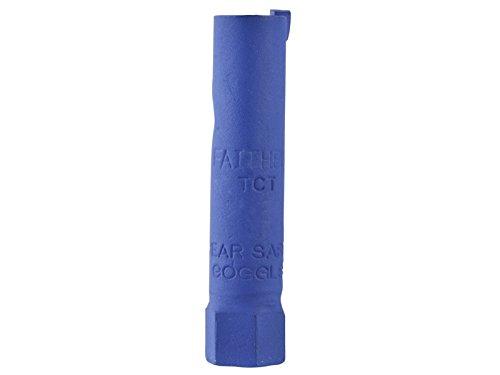 Faithfull Multi Purpose TCT Holesaw 1 Tip 22mm