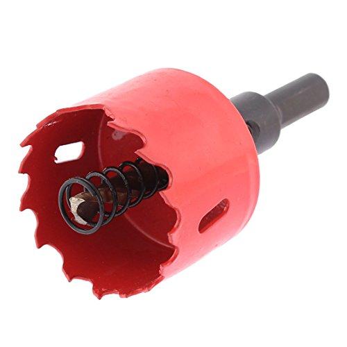 40mm Twist Drill Bit BI Metal Hole Saw Cutter for Aluminum Iron Wood