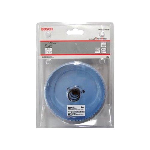 Bosch2608584811 4 Inch Metal Hole Saw Cutter