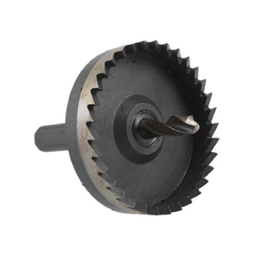 uxcell Iron Cutting 50mm HSS Hole Saw Tool Twist Drill Bit