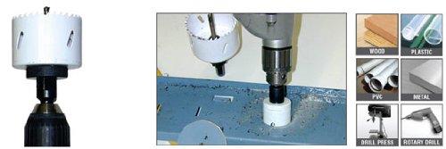 Timberline 602-180 HSS Bi-Metal Hole Saw 4-18