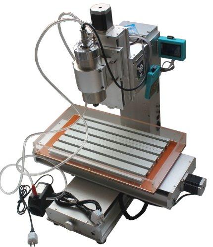 Sunwin 3 Axis Column Type Engraving Machine High-pricision Ball Screw CNC 3040 Table