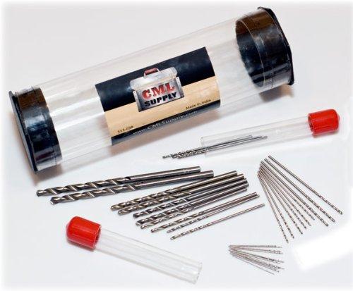 Mini Micro Drill Bit Set 30 pcs 0013-0079 04-2mm