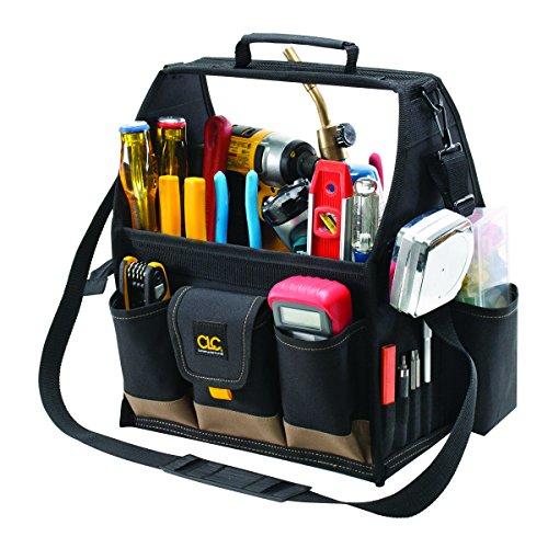CLC Custom Leathercraft 1570 12 Softsided Tool Box