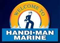 Handiman 465 BLIND FASTENER 6-32X1 BLIND FASTENER