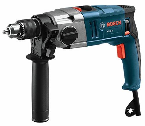 Bosch HD18-2 Two-Speed Hammer Drill 12