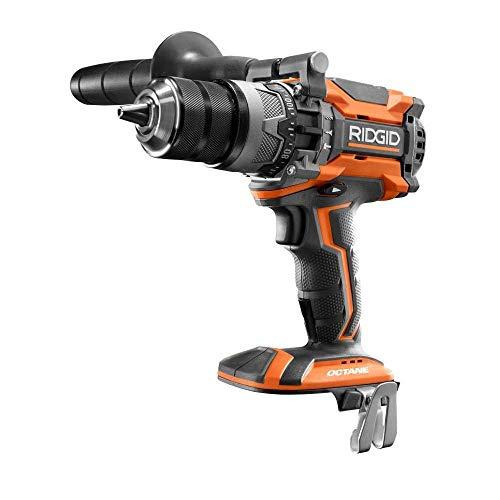 RIDGID 18-Volt OCTANE R8611506B Brushless 12 in Hammer DrillDriver