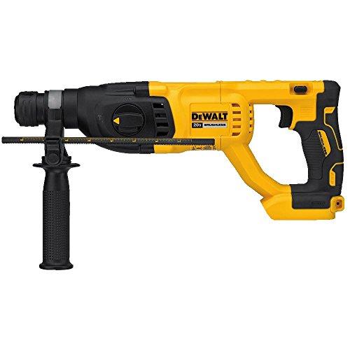 DEWALT DCH133B 20V Max XR Brushless 1 D-Handle Rotary Hammer Drill