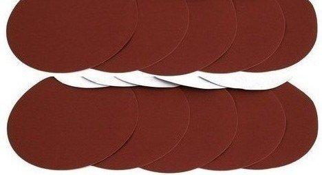 ALEKOÂ 100 Pieces 120 Grit Sanding Discs Sander Paper for Drywall Sander