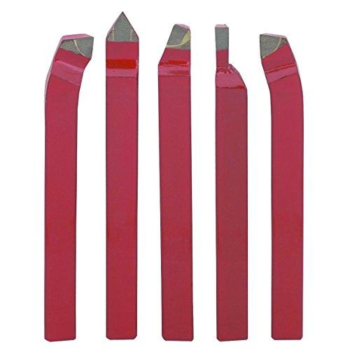 Wood Lathe Tool Set 5 Pc