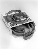 64x1x320 Grit Polishing Belt 10 pk